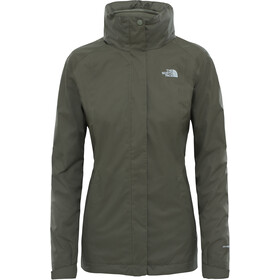 The North Face Evolve II Triclimate Jacket Women Grape Leaf/Deep Lichen Green